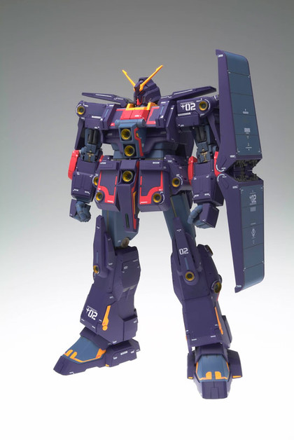 GUNDAM FIX FIGURATION METAL COMPOSITE 精神力高达Mk-II(ネオ・ジオン仕様)
