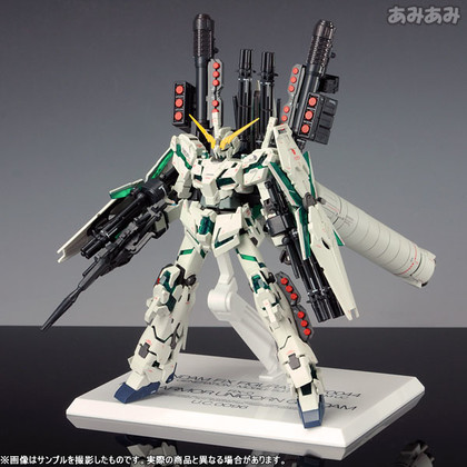 GUNDAM FIX FIGURATION G.F.F.NEXT GENERATION フルアーマー独角兽高达 『高达UC』より
