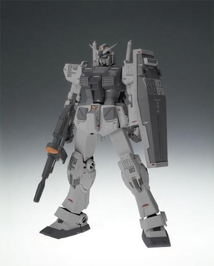 METAL COMPOSITE LIMITED RX-78-3 GUNDAM Ver.Ka WITH G-FIGHTER 【G-3version】