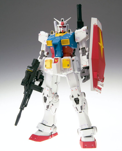 GUNDAM FIX FIGURATION METAL COMPOSITE RX78-02 高达THE ORIGIN [Re:PACKAGE]