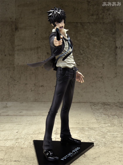 mensHdge technical statue No.1 PSYCHO-PASS サイコパス 狡噛慎也
