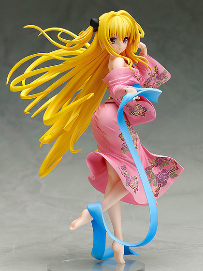 Y-STYLE -To LOVE Ru-Darkness 金色暗影 浴衣Ver.