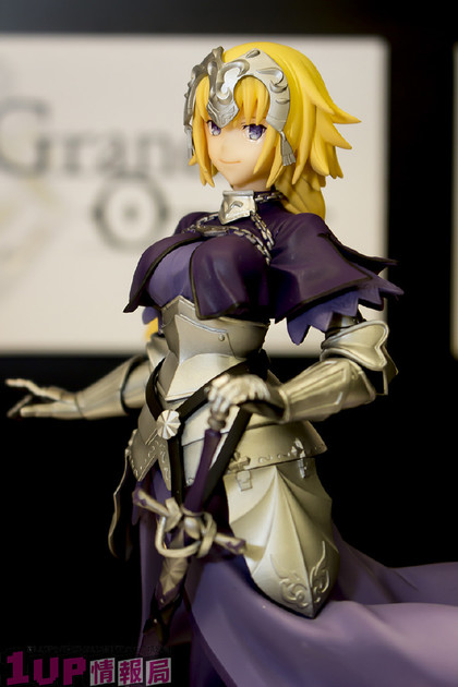 Fate/Grand Order サー梵ト手办 ~ルーラー/贞德・达尔克~(景品)