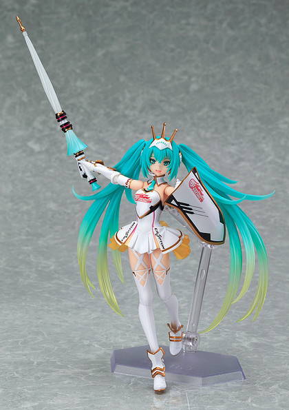 figma GOOD SMILE Racing&VOCALOID 初音未来 レーシング 2015