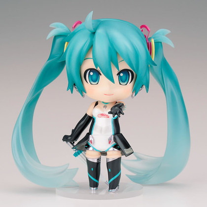 黏土人 #172b GOOD SMILE Racing&VOCALOID 初音未来 Racing 2011 Ver. Returns