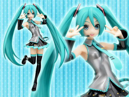 PM 手办 初音未来 -Project DIVA- F 2nd 初音未来
