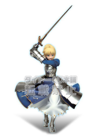 TAITO景品 Fate/Stay Night SABER