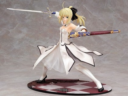 Fate/unlimited codes Saber・Lily Golden Caliburn
