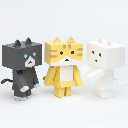 "ニャンボー figure collection A set""sweet""阿楞"