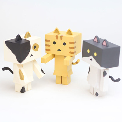 ニャンボー figure collection猫阿楞