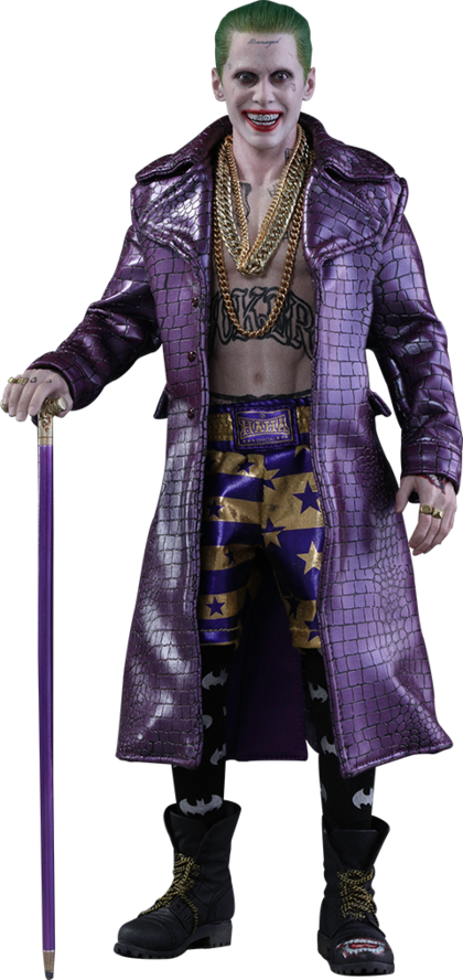 The Joker (Purple Coat Version)
