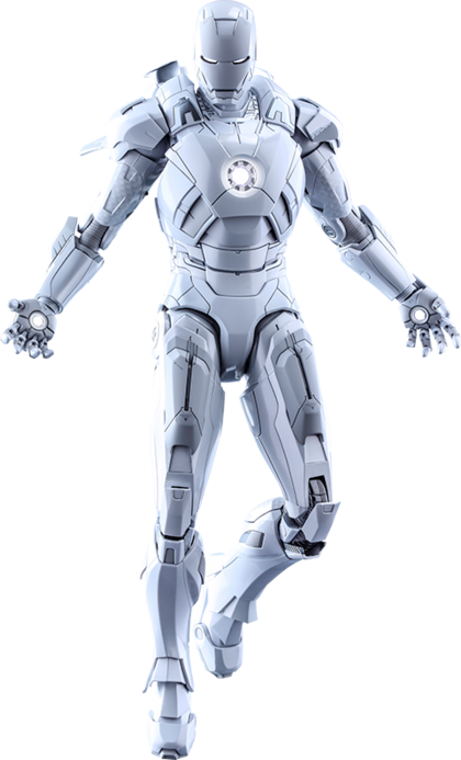 Iron Man Mark VII (Sub-Zero Version)