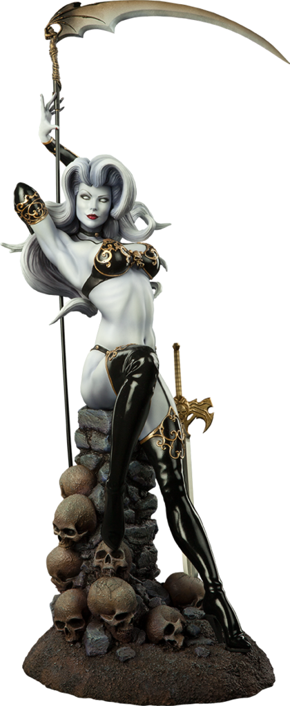 The Temptation of Lady Death