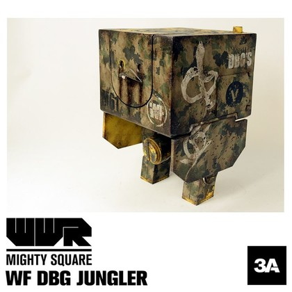 WF DBG JUNGLER MIGHTY SQUARE