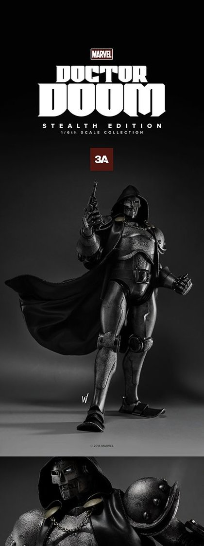 DOCTOR DOOM - STEALTH