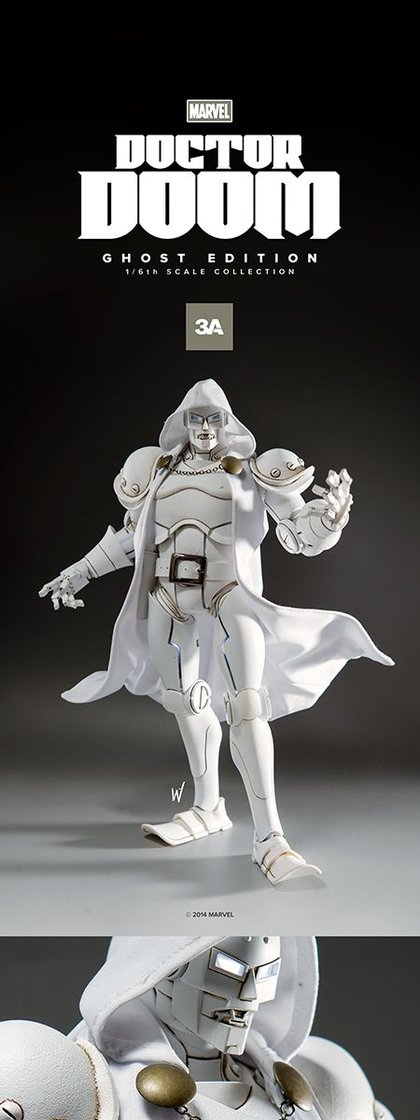 DOCTOR DOOM - GHOST