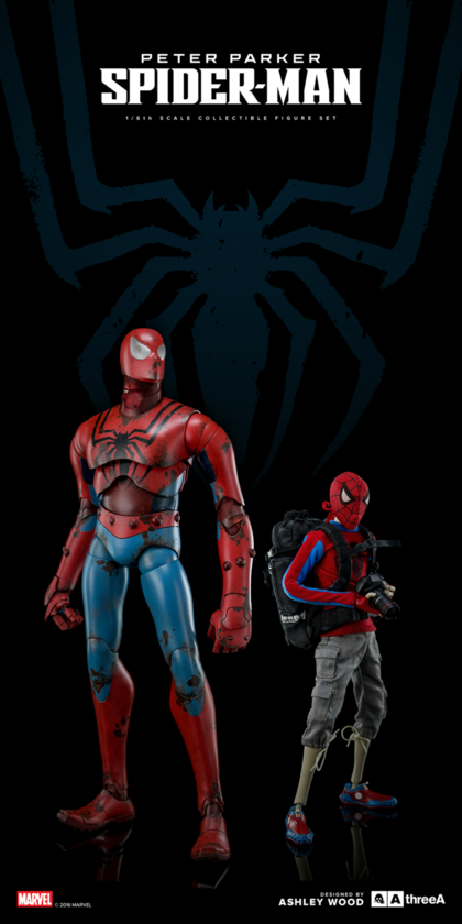 PETER PARKER / SPIDER-MAN RETAIL EXCLUSIVE EDITION