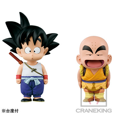 DRAGONBALL COLLECTION 孙悟空&小林