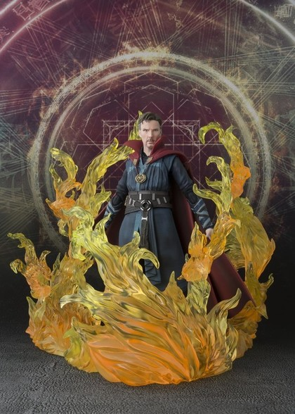 S.H.F ドクター・ストレンジ (映画) Dr. Strange Burning Flame Set