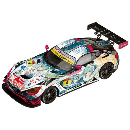 2017 Hatsune Miku GOOD SMILE Racing Mercedes-Benz AMG GT3