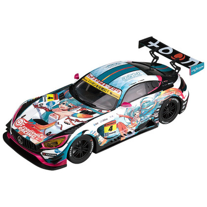 2016 Hatsune Miku GOOD SMILE Racing Mercedes-Benz AMG GT3