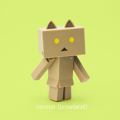 ニャンボー figure collection2 よつばと! 阿楞 Normal(browbeat)