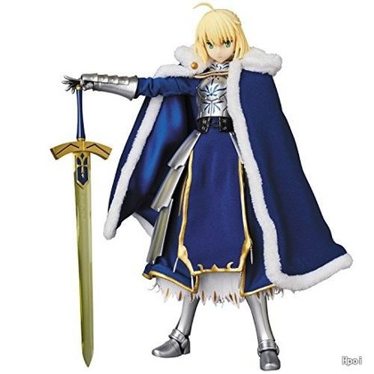 REAL ACTION HEROES No.777 Fate / Grand Order SABER Ver.1.5