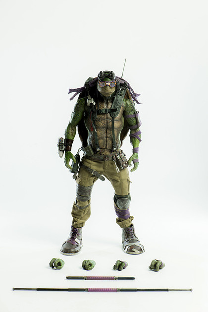 Teenage Mutant Ninja Turtles: Out of the Shadows - DONATELLO