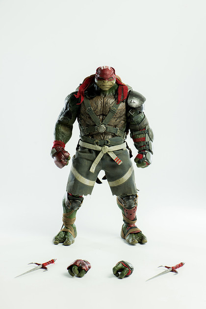 Teenage Mutant Ninja Turtles: Out of the Shadows - RAPHAEL