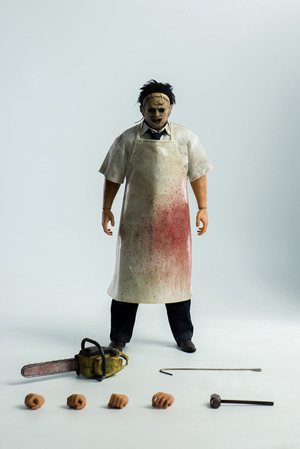 The Texas Chain Saw Massacre Leatherface