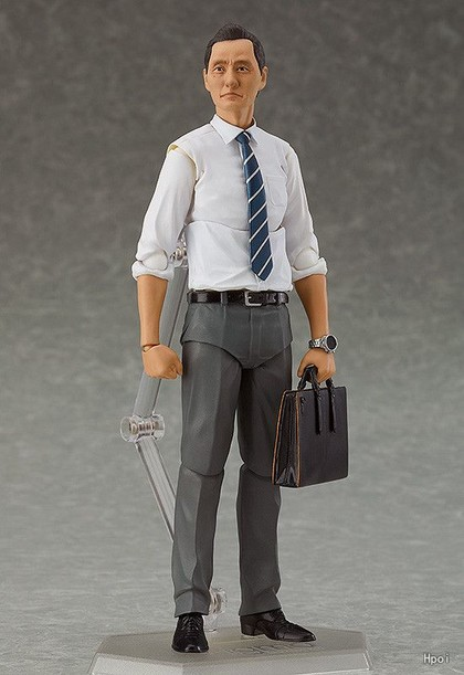 figma #EX-48a 孤独のグルメ 井之头五郎 White Shirt Yakiniku for One Edition