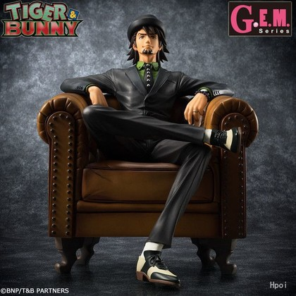SOC TIGER&BUNNY 虎彻