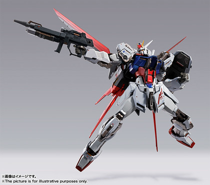 Metal Build MB 强袭高达