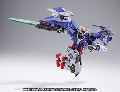 METAL BUILD 00R OOR MB 00高达